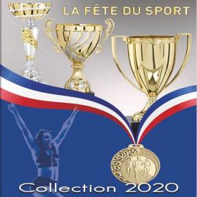 CATALOGUE - FRANCE SPORT -  RÉCOMPENSE SPORTIVE - 2020