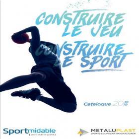 CATALOGUE - METALUPLAST - MATÉRIELS SPORTIFS - 2019