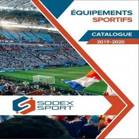 CATALOGUE - SODEXSPORT - MATÉRIELS SPORTIFS - 2019
