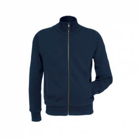 SWEAT SHIRT FULL ZIP B&C SPIDER HOMME - BC520