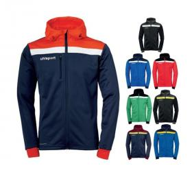 UHLSPORT - HOOD JACKET - OFFENSE 23