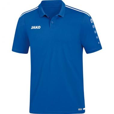 JAKO - LIGNE STRIKER 2.0 - POLO - ADULTE - 6319 - NOUVELLE COLLECTION