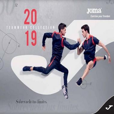 CATALOGUE - JOMA - MULTISPORTS - 2019/20