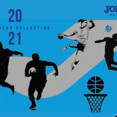 CATALOGUE - JOMA - MULTISPORTS - 2021