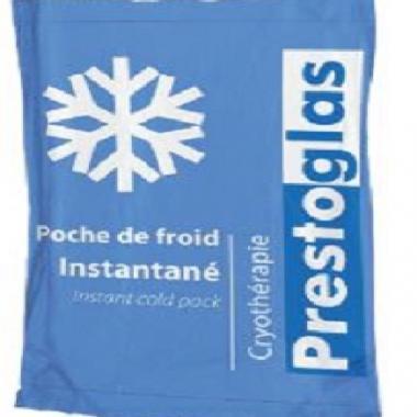 POCHE DE FROID INSTANTANÉ - 145 MM X 240 MM